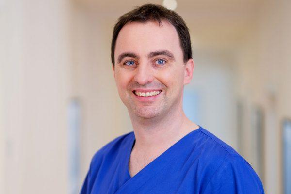 Orthopäde und Fußspezialist Dr. Stefan Böhr